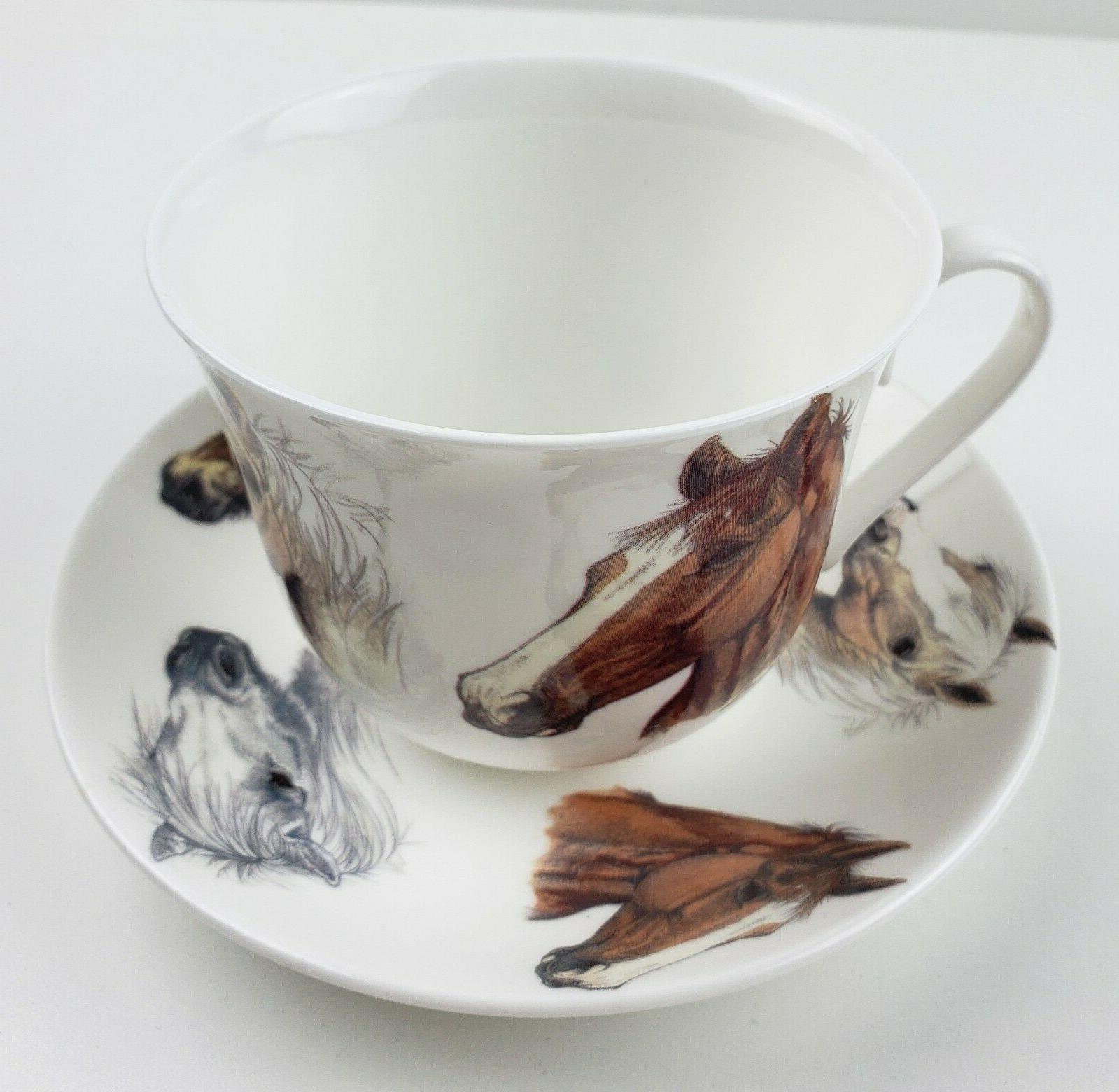 Roy Horse Tea Mug Cup
