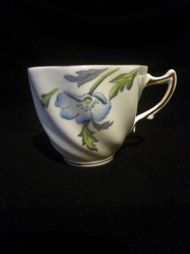 bone china tea cup saucer