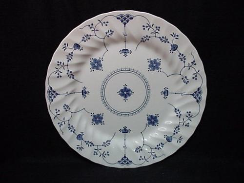 dinner plate finlandia slight wear