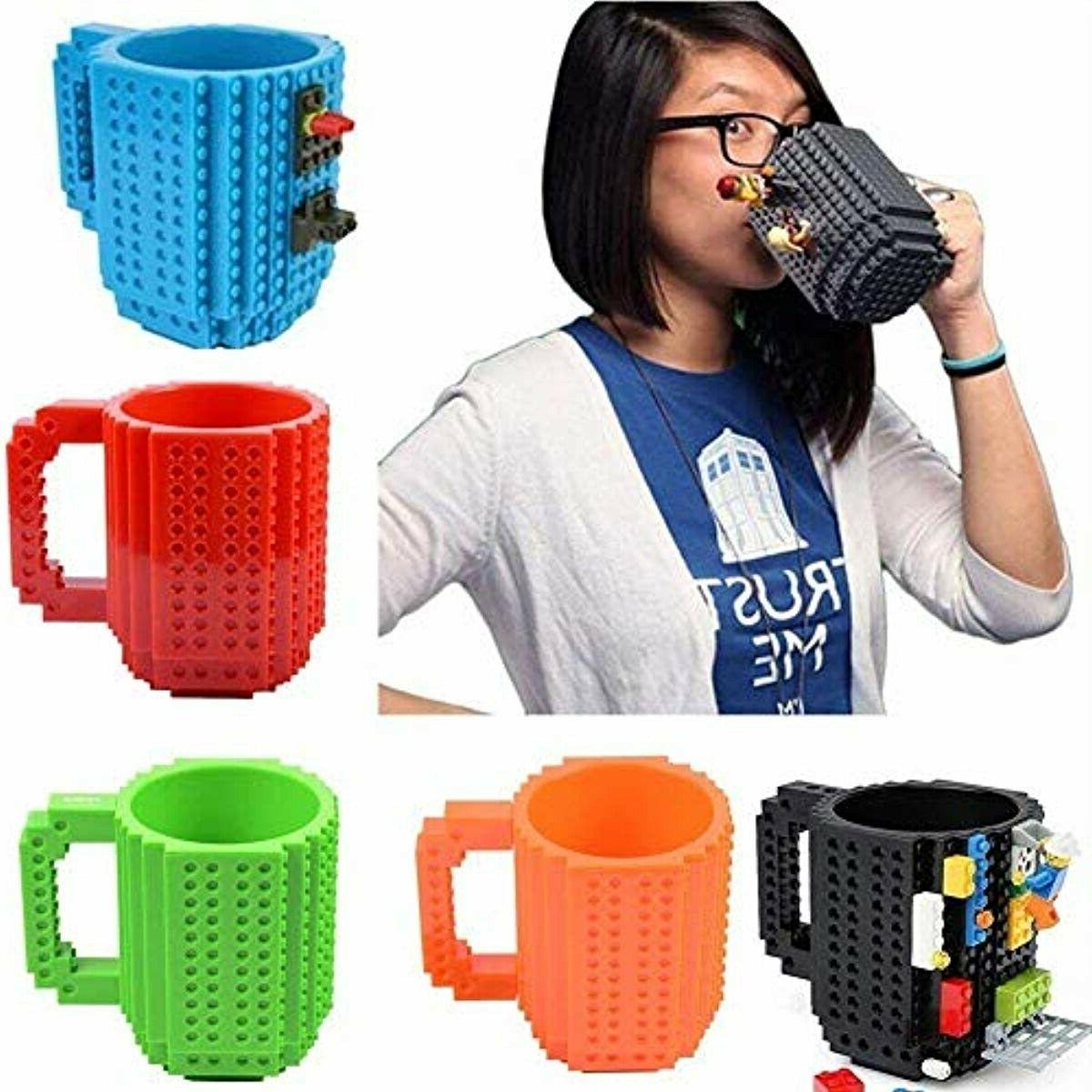 Brick 12 oz Tea Mug