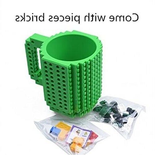 Brick oz Cups Tea