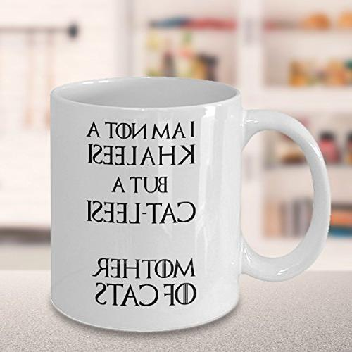 Catleesi mug - am a but a of - oz funny coffee for