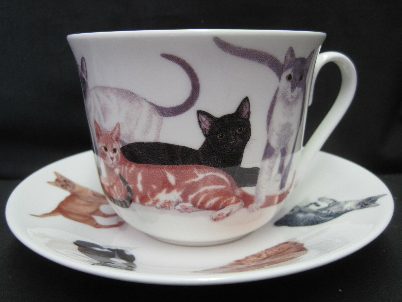 CATS CHINA BREAKFAST CUP ROY ENGLAND