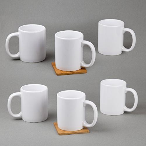 Creative Home of oz Ceramic Tea X H White
