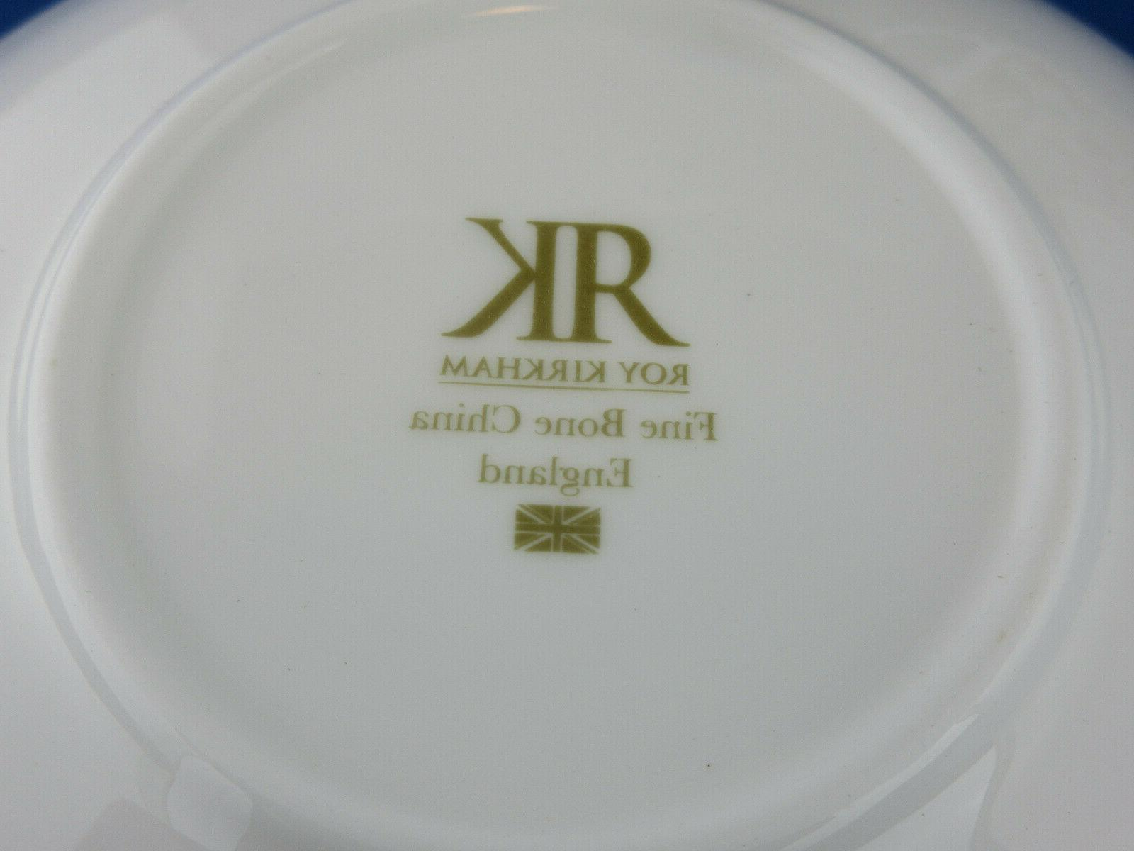 CLASSIC FINE CHINA CUP SAUCER