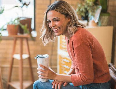 Simple Modern with Straws Vacuum Insulated Travel Mug
