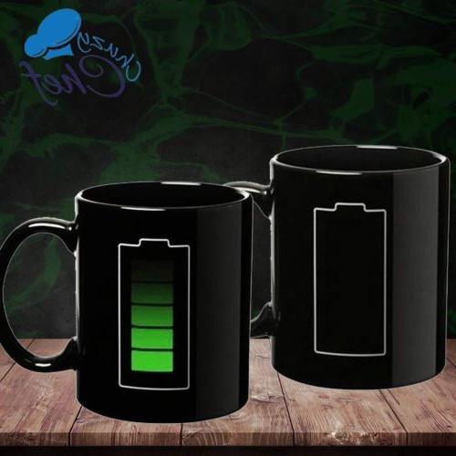 Coffee Magic Changing Heat Battery