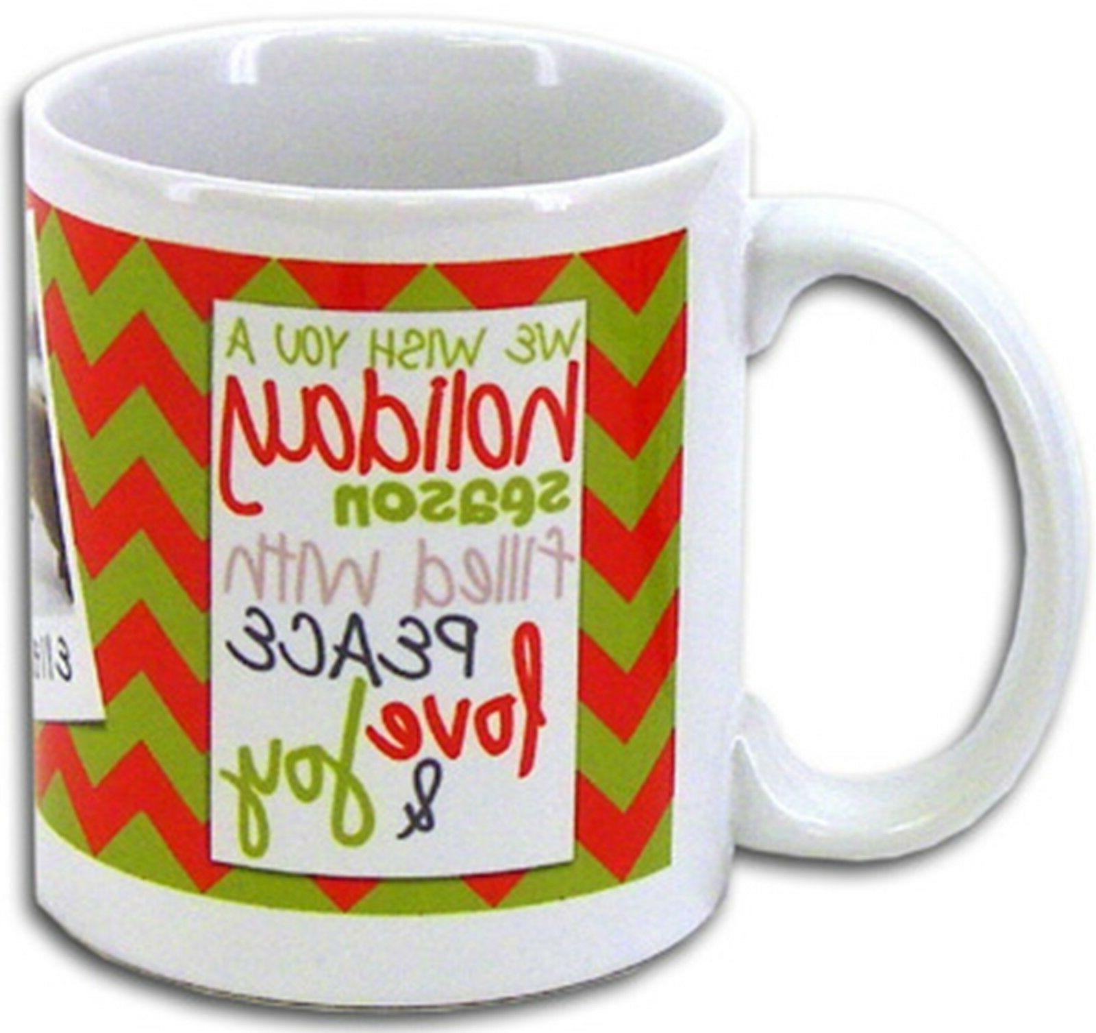 Coffee mug personalized Custom Photo Printed Gift Ceramic