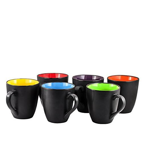 Coffee Set of Ounce Mugs Restaurant Coffee Mugs Bruntmor