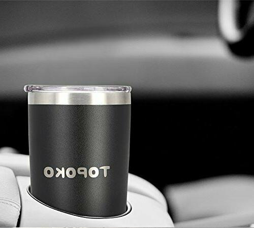 Coffee Tumbler Stainless Spill Proof Travel