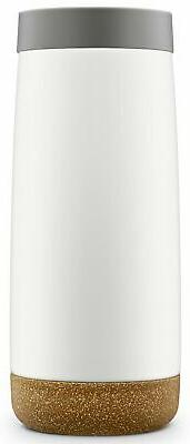 Ello Cole Vacuum-Insulated Stainless Steel Travel Mug grey 1