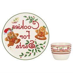 Lenox Countdown Til Christmas Cookie Plate