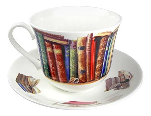 Roy Creative Writing Book Lovers Fine China