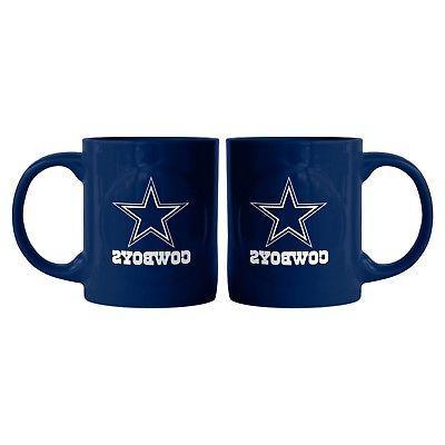 Dallas Cowboys Boelter NFL Rally Coffee Mug 11oz FREE SHIP!!