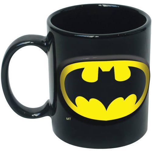 9ca047831c DC Comics Batman Embossed Logo 20-Ounce Ceramic Mug