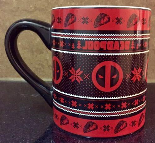 Deadpool Marvel Holiday Chimichanga