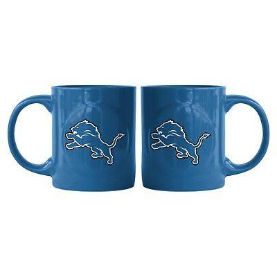 detroit lions nfl rally coffee mug 11oz