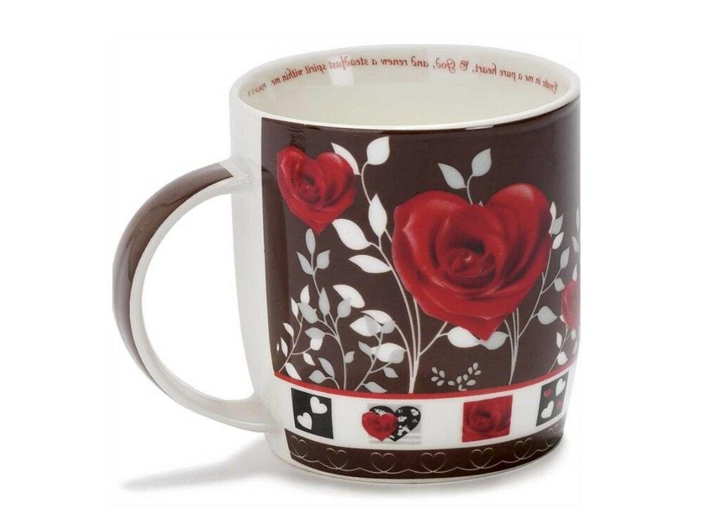 dickson s inspirational bone china coffee mug