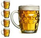 Dimple Stein Beer Mug 19 Oz 4 Pack NEW Free Shipping
