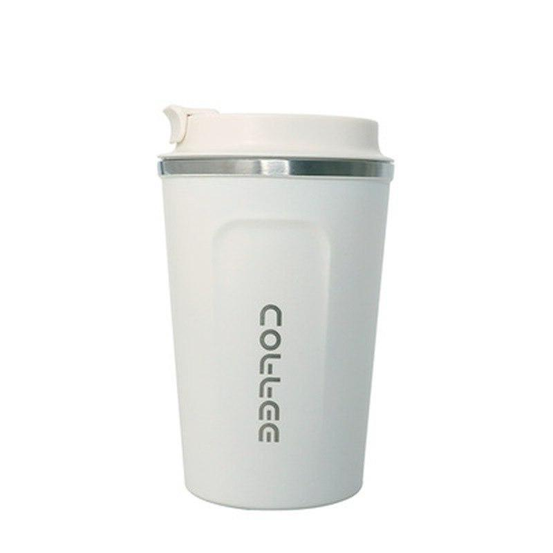 Double <font><b>Mug</b></font> Thickened Big Car <font><b>Thermos</b></font> Travel Thermo Cup For 510/380ML <font><b>Thermos</b></font>