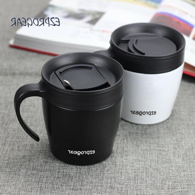 Ezprogear 11 Double Wall Stainless Insulated Coffee Mug