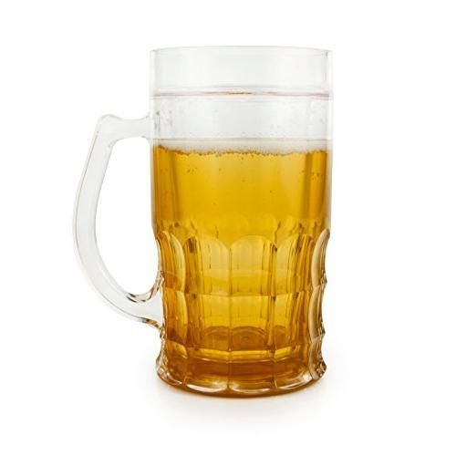 draft frosty beer mug