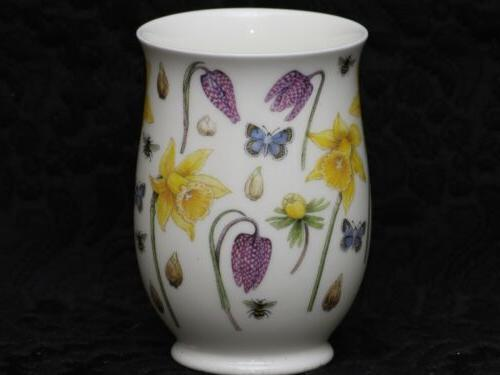 DUNOON FLOWERING BULBS Bone China SUFFOLK Mug #3