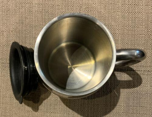 Eco Double Insulated Steel Coffee Cup