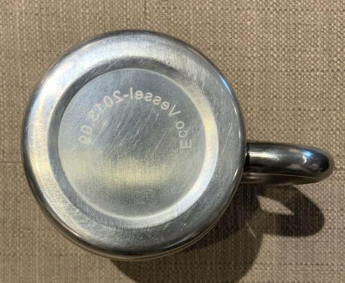 Eco Insulated Steel Coffee Cup Mug