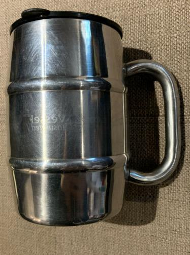 eco vessel double wall insulated stainless steel