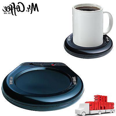 Electric Mr Coffee Mug Warmer Keep Hot Cocoa Tea Water Espre