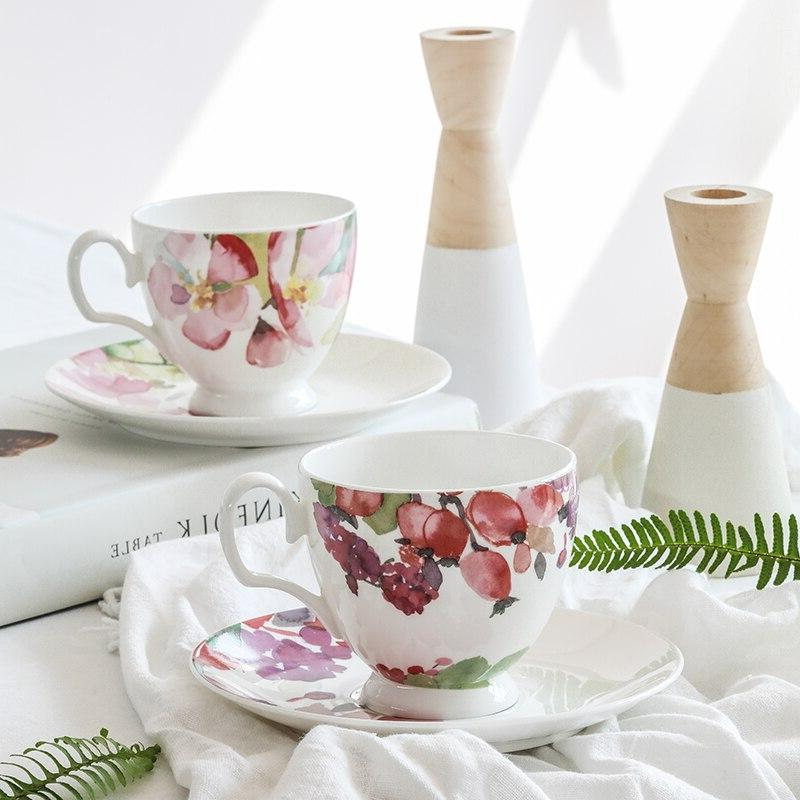 European cups <font><b>home</b></font> afternoon tea cup a of can be customized