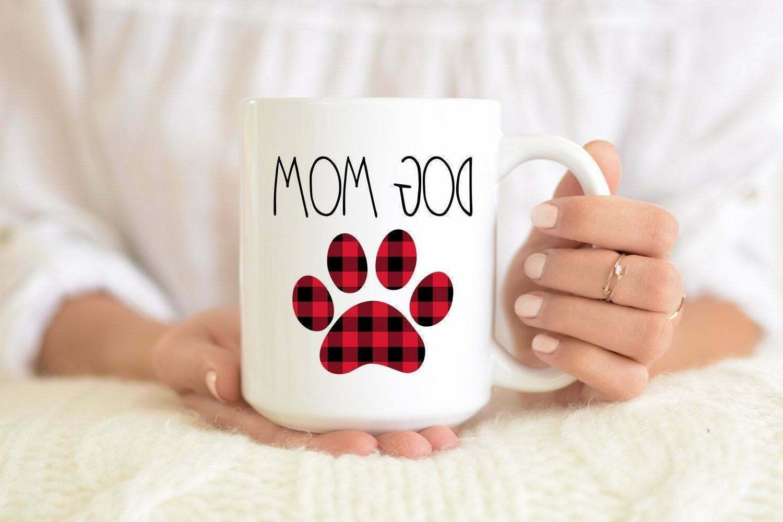 Farmhouse Decor Dog Mom Mug Mugs With Sayings Rae Dunn Inspired Coffee Cup Gifts