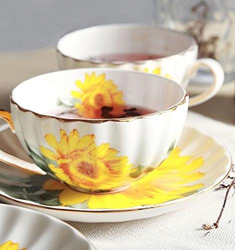 Fine Vintage Mug Tea Saucer