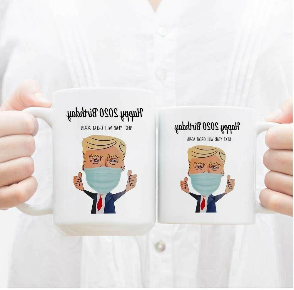Funny Gifts - Trump Mugs