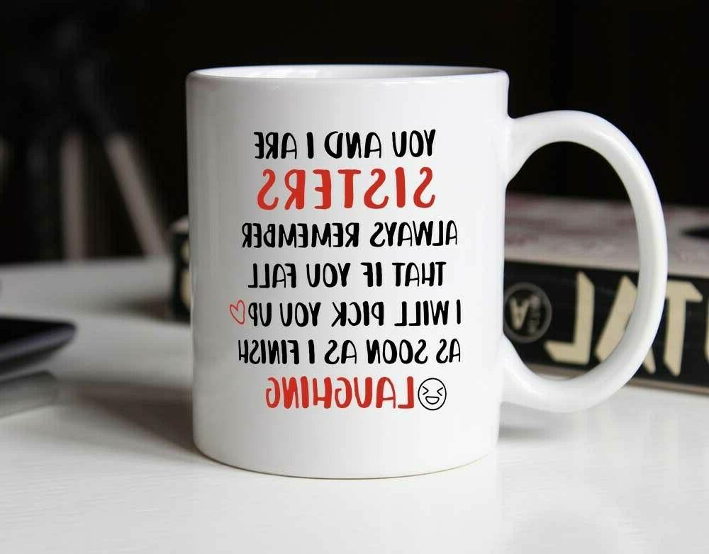 Funny Coffee Birthday Gift and Microwave Mug