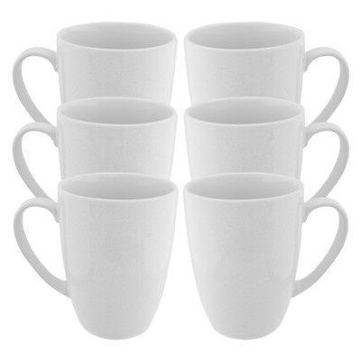 fuse white coffee mug