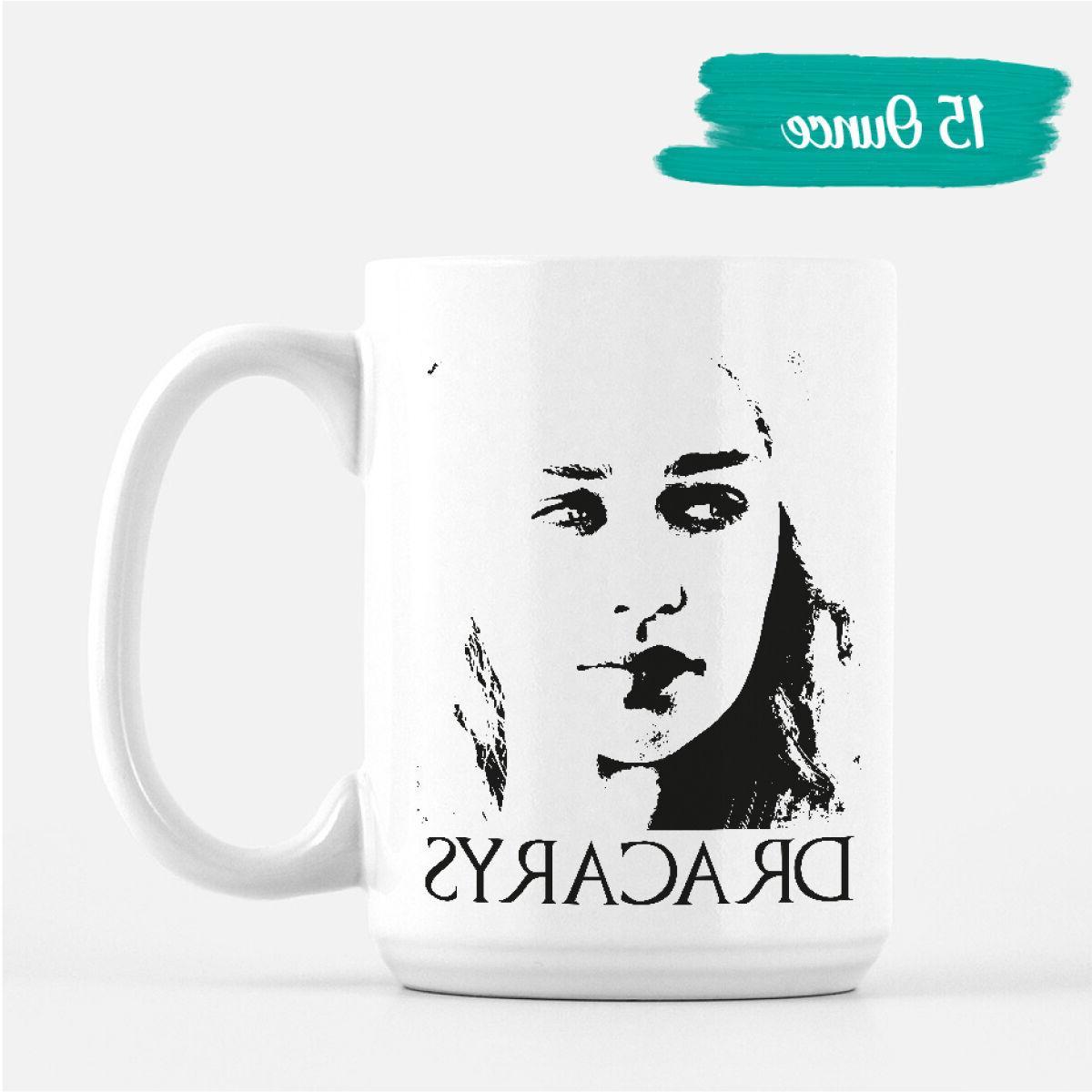 Mug Khaleesi Coffee Mother Dragons Dany