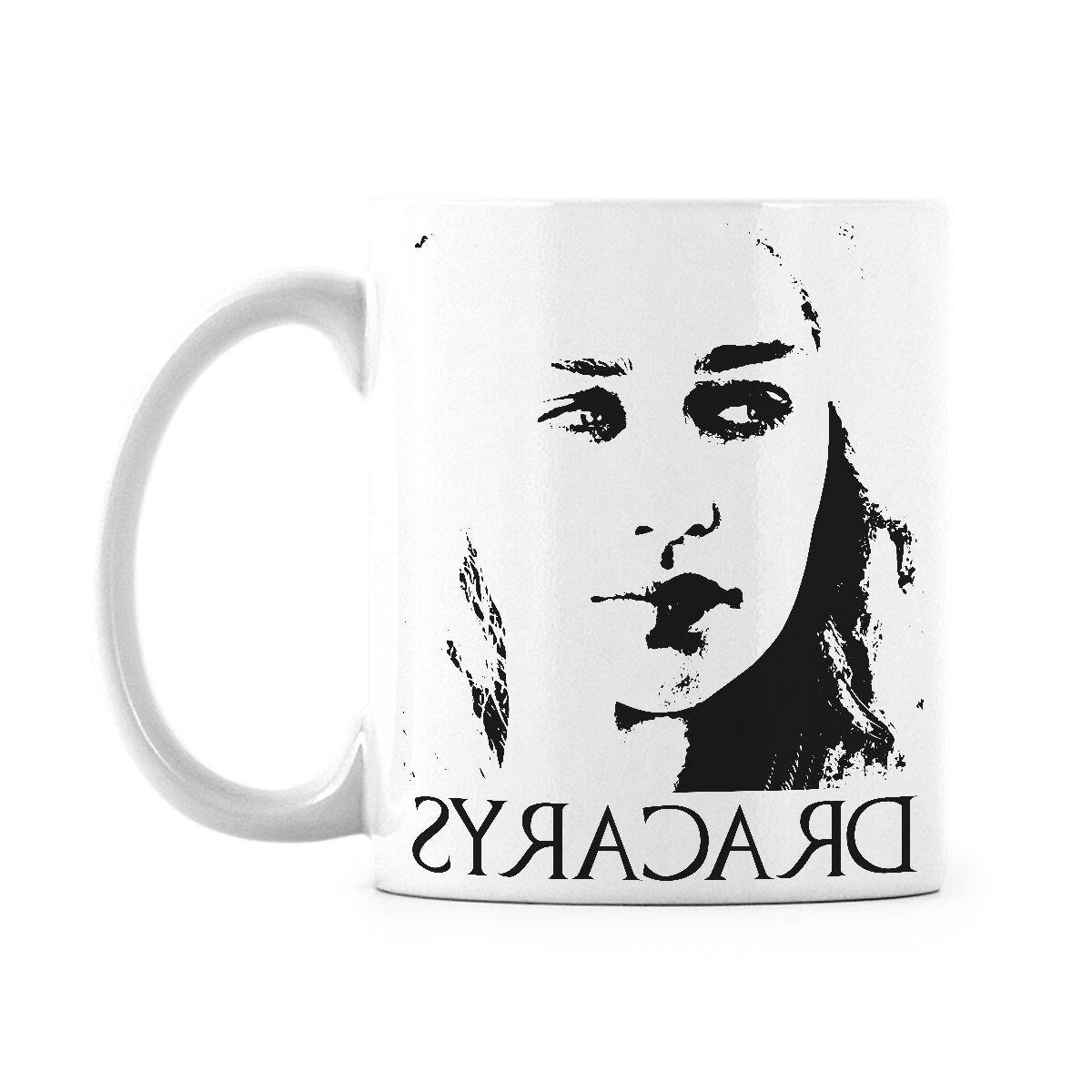Game Dracarys Mug Mother of Dany