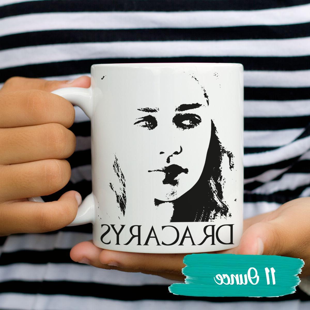 game of thrones dracarys mug khaleesi coffee
