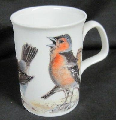 GARDEN BIRDS, Made Roy Kirkham, 10oz