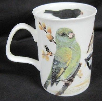 GARDEN FINE BONE CHINA mugs, Made In by Roy