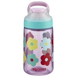 Contigo Gizmo Sip 14 Ounce Kids Water Bottle - Thistle with