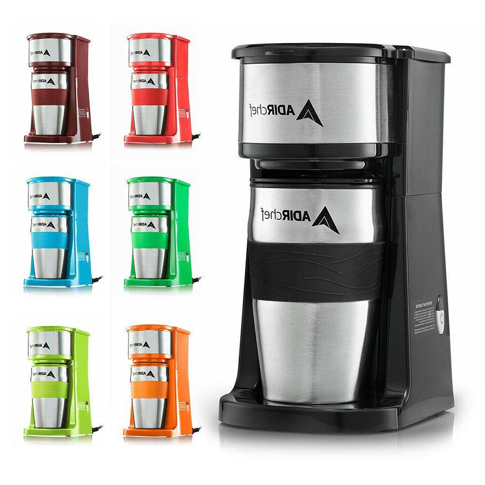 grab n go personal coffee maker