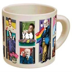Great Gays Come Out Of The Closet Mug