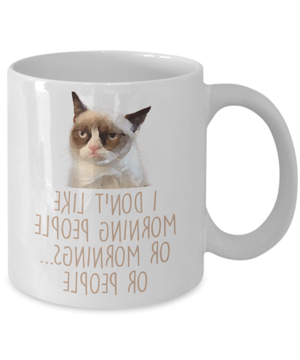 grumpy cat coffee mug 11 oz
