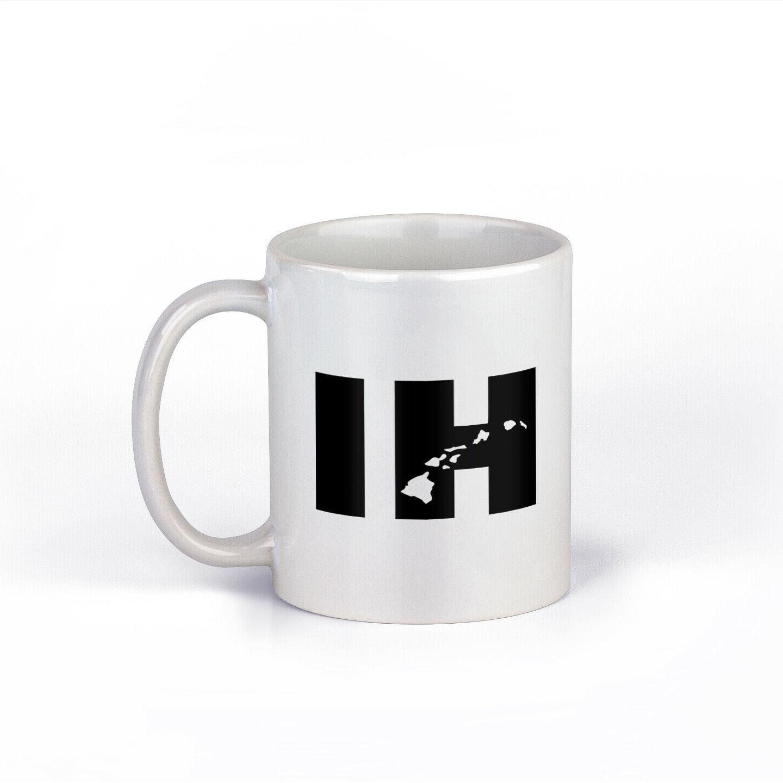 hawaii island ceramic coffee mug 11 ounce