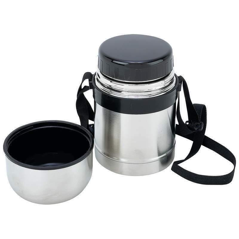 hot lunch 17oz insulated food storage ss