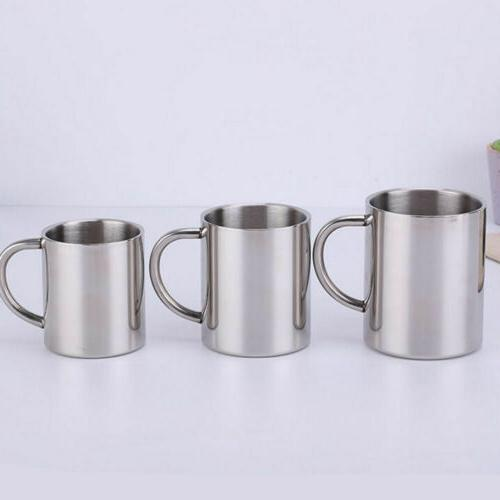 Hot Pint Portable Cup Steel Camping