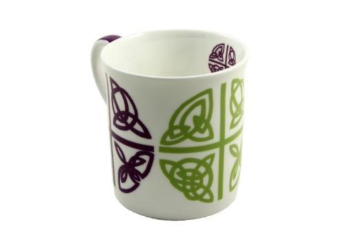 irish coffee mug celtic love